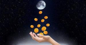 Мощный ритуал на привлечение денег в полнолуние