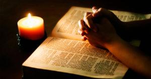 Заговор от беды: читать 3 раза