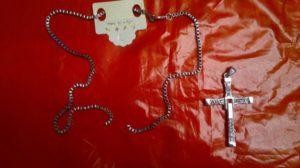 Что делать если порвалась золотая цепочка с крестиком: сильная молитва