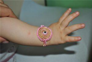 Оберег от сглаза и порчи для ребенка своими руками